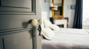 le 14 saint michel josselin maison d'hotes chambre