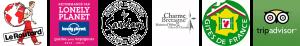 Le 14 Saint Michel Logos partenaires