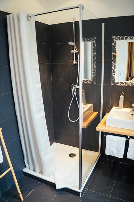 Le 14 saint michel maison d 39 h tes de charme de bretagne nos chambres - Salle de bain saint brieuc ...