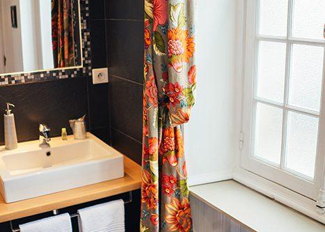 le 14 saint michel chambre double salle de bain vasque
