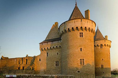 le 14 saint michel chateau de suscinio tour