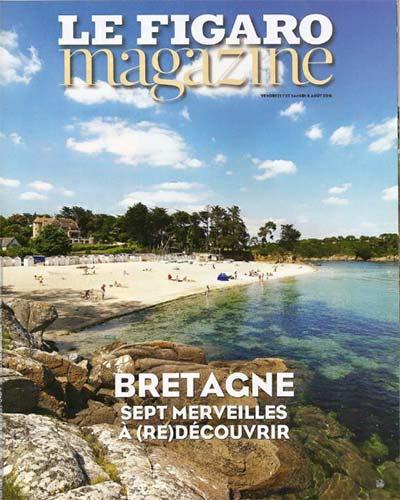 Le Figaro Magazine Le 14 Saint Michel